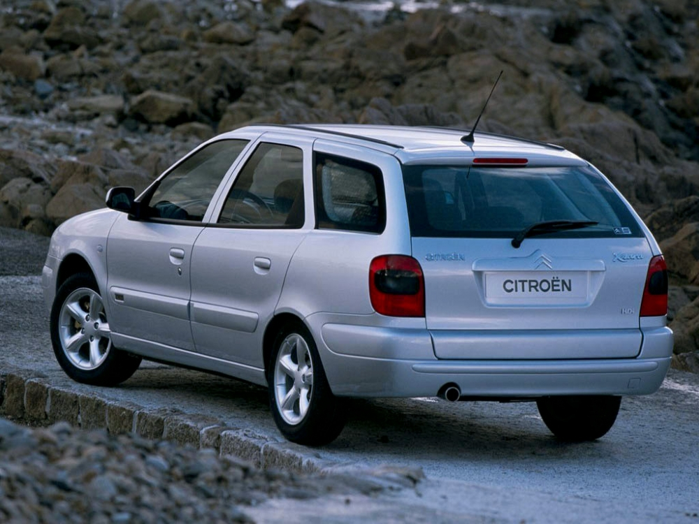 Citroen Xsara (1997-2006) - AutoKB.com - The ultimate knowledge ...