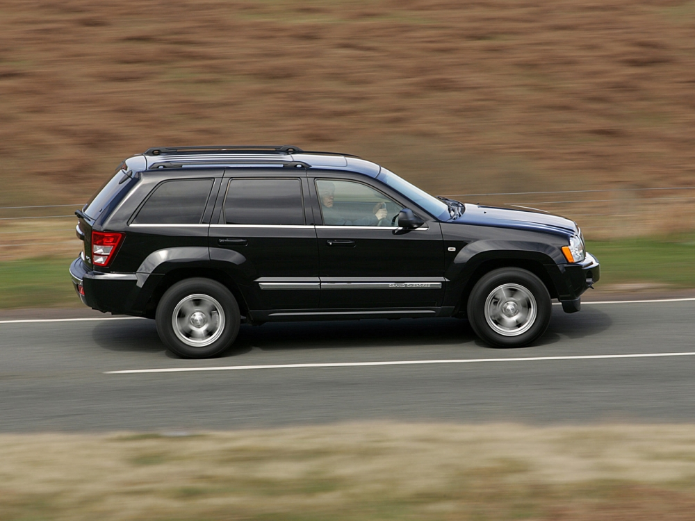 jeep grand cherokee 2005 2010 the ultimate knowledge. Cars Review. Best American Auto & Cars Review